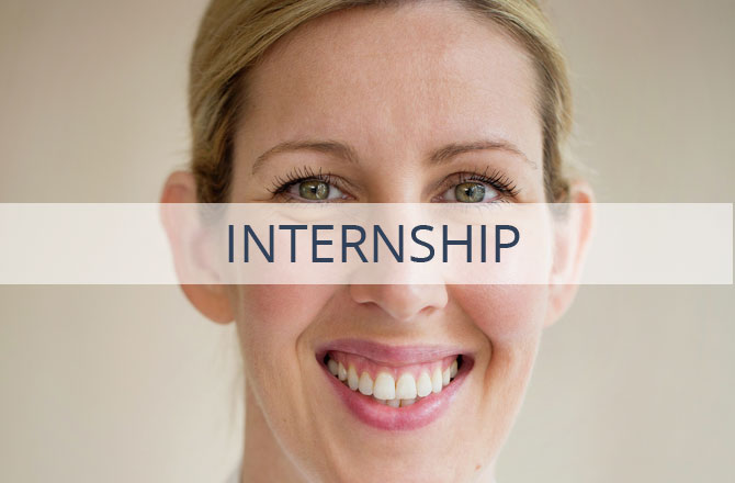 Internship with Clare Smyth